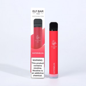 Одноразовый Elf Bar 550 Pod 550 mAh